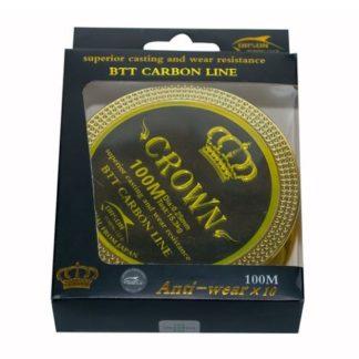 Леска CROWN Carbon line
